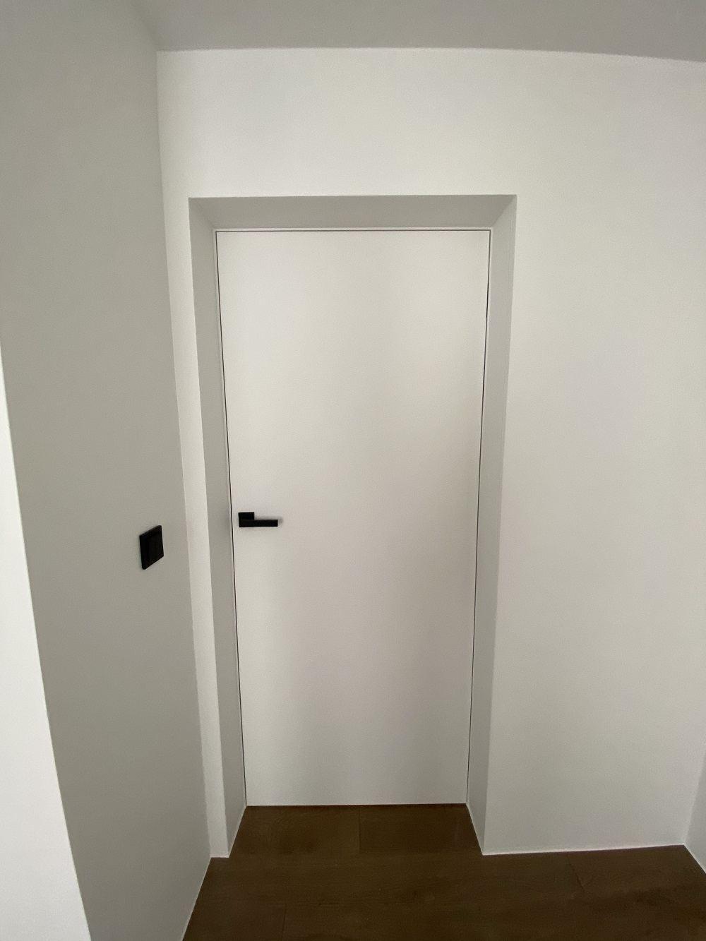 ukryte ościeżnice drzwi